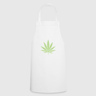 grass leaf - Cooking Apron