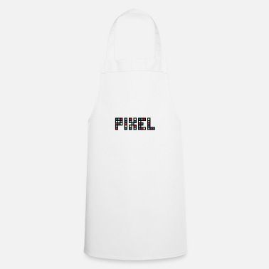 Pixel pixel - Cooking Apron