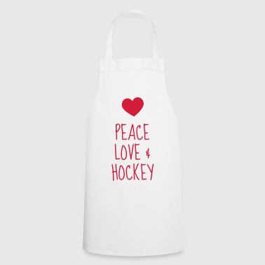 Hockey - Cross - Eishockey - Skater - Ice Hockey - Keukenschort