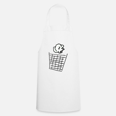 Trash Trash - Tablier de cuisine