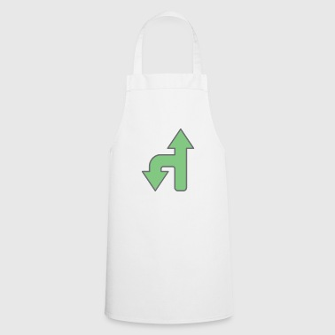Traffic signs - Cooking Apron