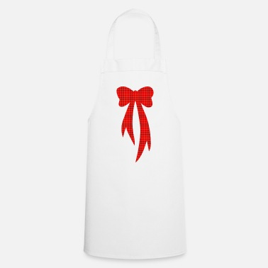 Tartan ribbon tartan - Cooking Apron