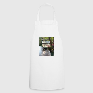 Present mobile presentation - Cooking Apron