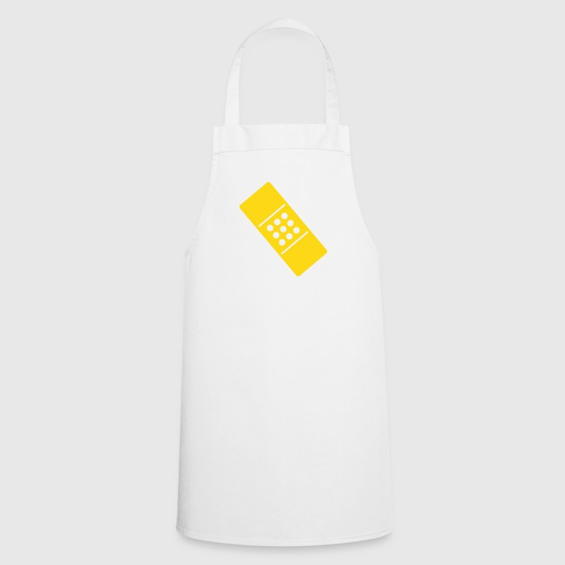 Plaster - band aid - Cooking Apron