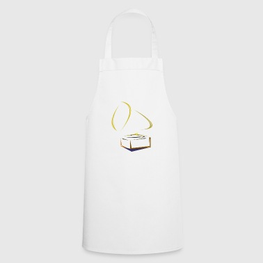 turntable - Cooking Apron
