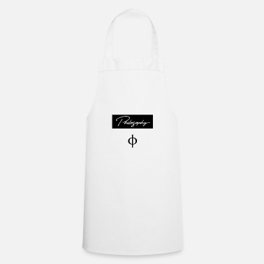 Philosophy Philosophy φ - Cooking Apron