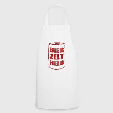 Beer tent hero red - Cooking Apron