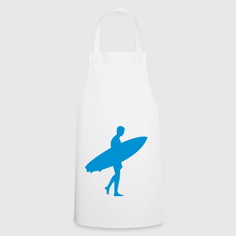 Surfing male eu - Cooking Apron