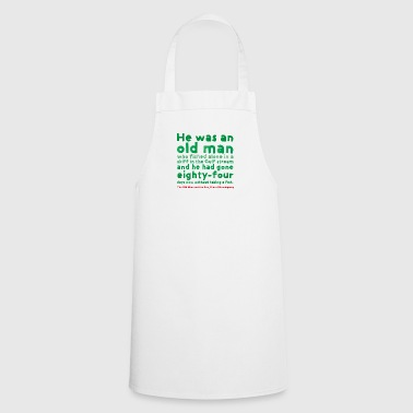 THE OLD MAN AND THE SEA - Cooking Apron