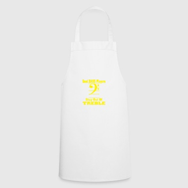 bass players - Cooking Apron