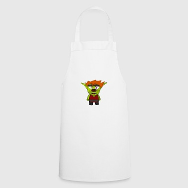 Cartoon character - Cooking Apron