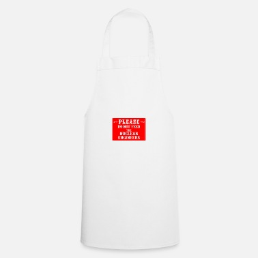 Nuclear nuclear engineers - Cooking Apron