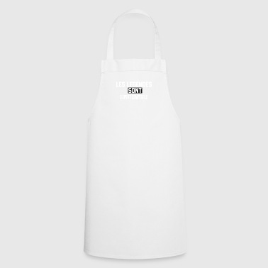 Accountant - Cooking Apron