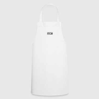 Speech Therapist - Cooking Apron