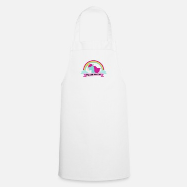 Death Metal A hard Death Metal theme - Cooking Apron