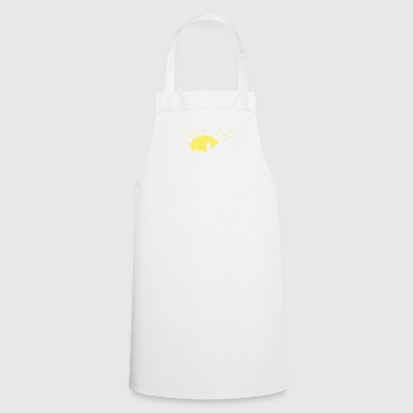 Sunday is football! Footballer football match - Cooking Apron