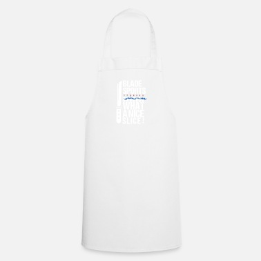 Blade Blade Sports Knife Blades Sports Guns - Cooking Apron