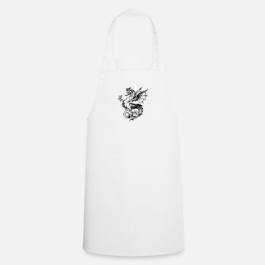 Tradition Traditional Dragon - Cooking Apron