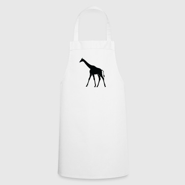 A Large Giraffe - Cooking Apron