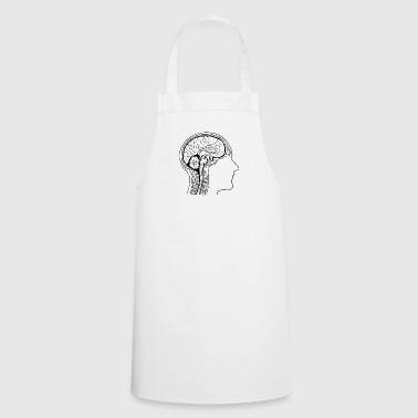 anatomy - Cooking Apron