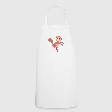 beaver biber rodent rodents wood water27 - Cooking Apron