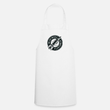 Missile The Last Missile - Cooking Apron