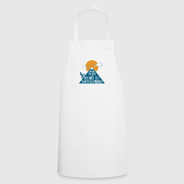 Biken - Who Has to Piss - Cooking Apron