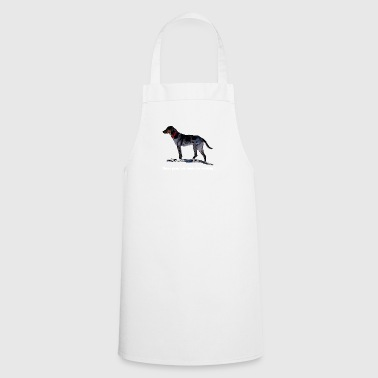 These paws white - Cooking Apron