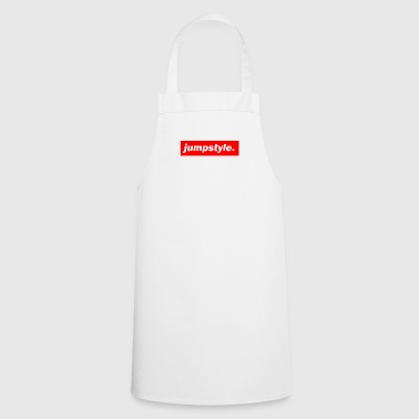 techno mixer red bass bpm jumpstyle - Cooking Apron