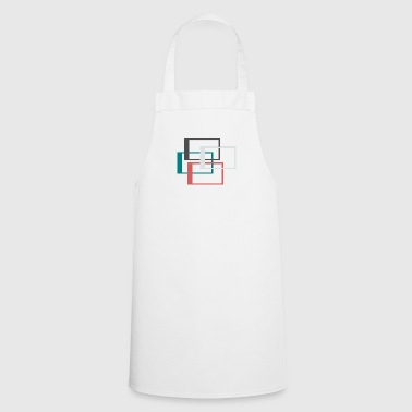 Frame frame - Cooking Apron