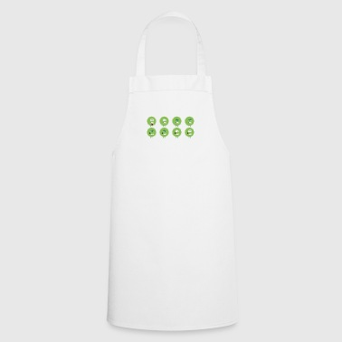Alien Emotions - Cooking Apron