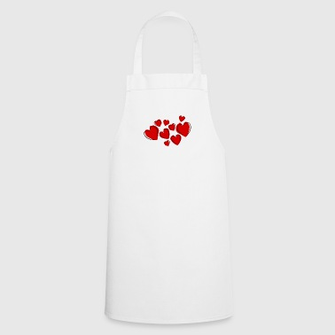 Valentines Day Heart Valentines Day - Cooking Apron