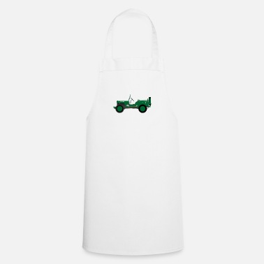 Vehicle Army vehicle - Cooking Apron