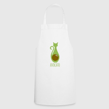 Avocat Avocat - Chat - Avocat - Avocat - Tablier de cuisine