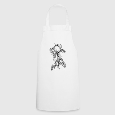apricots apricot veggie vegetables fruits2 - Cooking Apron