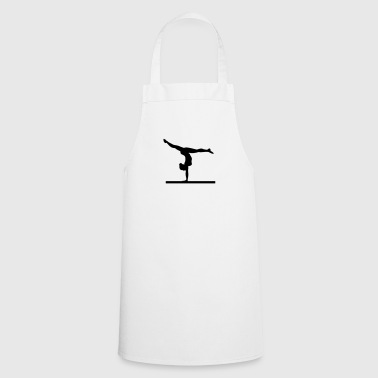 Gymnast, gymnastics, balance beam (super cheap) - Cooking Apron