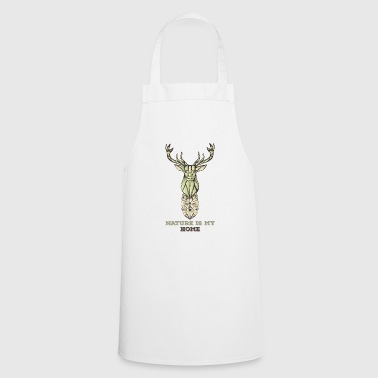 Stag Wolf - Cooking Apron