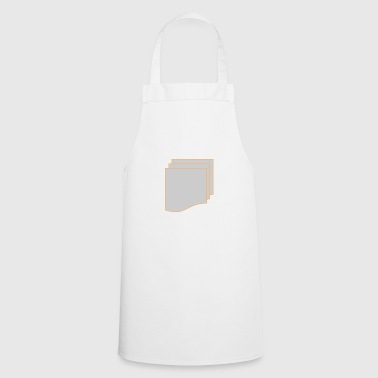 over and over - Cooking Apron