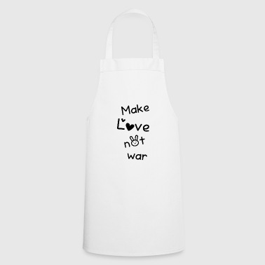 Make love was not - Cooking Apron