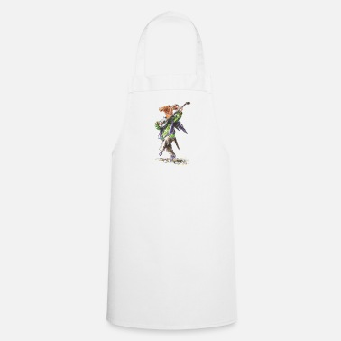 Chant Chanting Chanterelle - Cooking Apron