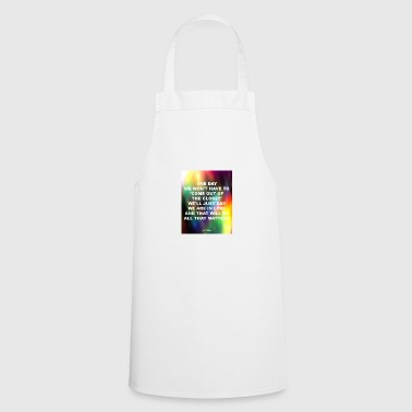 Good vibes - Cooking Apron