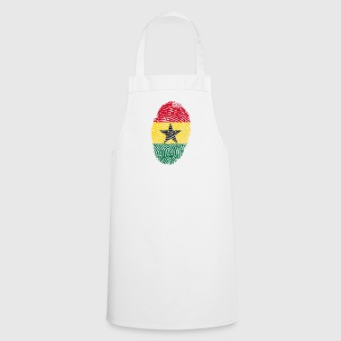 Fingerprint - Ghana - Cooking Apron