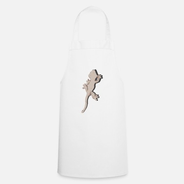 Crest Crested gecko - Cooking Apron