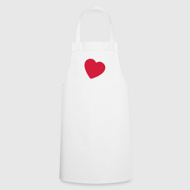 little heart EN - Cooking Apron