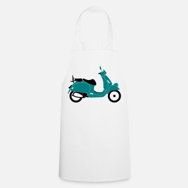 Scooter Scooter / Scooter - Cooking Apron