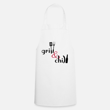 Bestseller &amp Grill and Chill - Apron