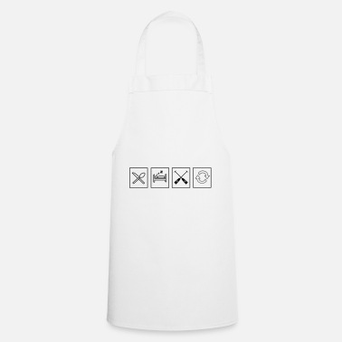 Eat Sleep Dragon Boat Repeat - Apron