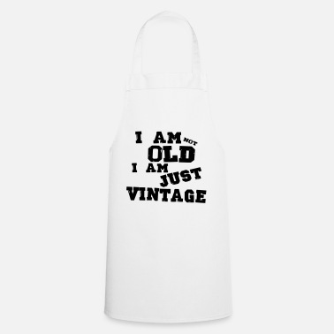 Bursdag i am just vintage - Tablier de cuisine