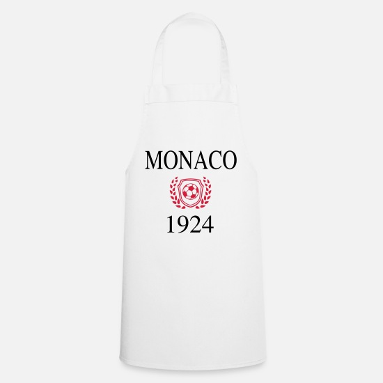 As Tabliers - Monaco origin 1924 - Tablier blanc