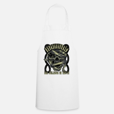 Mummy mummy - Cooking Apron